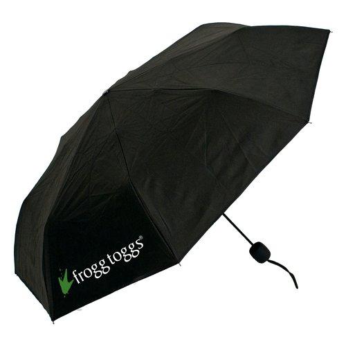 Frogg Toggs Travel-Lite Umbrella, Black