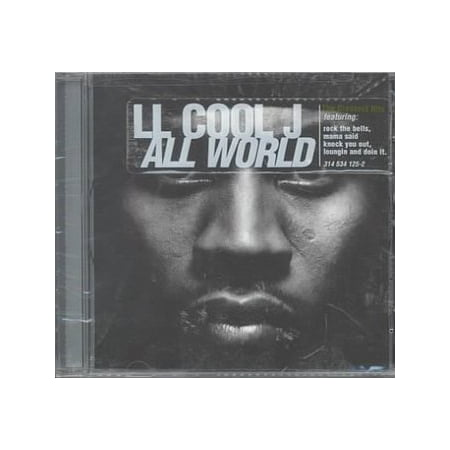 All World: Greatest Hits (CD) (explicit)
