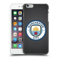 OFFICIAL MANCHESTER CITY MAN CITY FC BADGE PIXELS HARD BACK CASE FOR APPLE IPHONE PHONES
