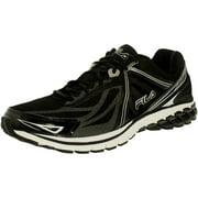 Fila Men's Finix 2 Energized Black/Black/Metallic Silver Low Top Walking Shoe - 13M