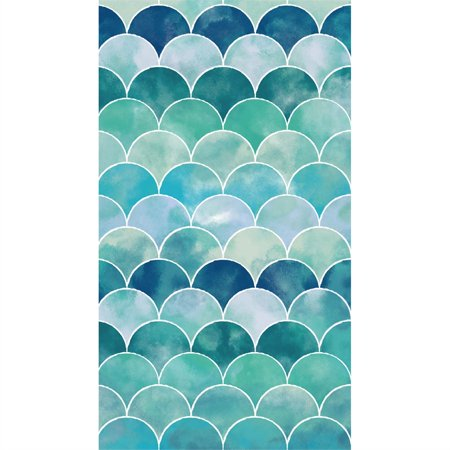 Paper Guest Towel, 15 count, Coastal ()