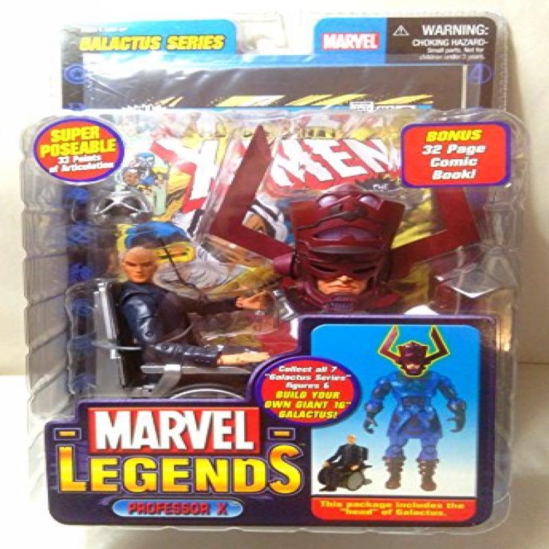 Toy Biz Marvel Legends Year 2005 Galactus Series Super Po...