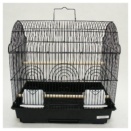 YML 3/8 in. Bar Spacing Barn Top Bird Cage