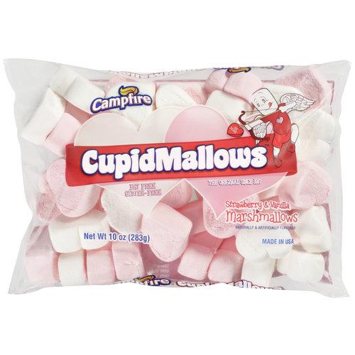 Campfire CupidMallows Strawberry & Vanilla Marshmallows, 10 oz