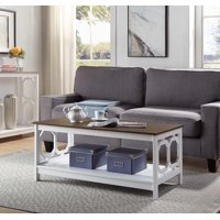 Convenience Concepts Omega Coffee Table, Multiple Finishes