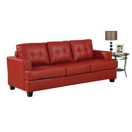 ACME Platinum Tufted Sleeper Sofa in Multiple Colors Walmart