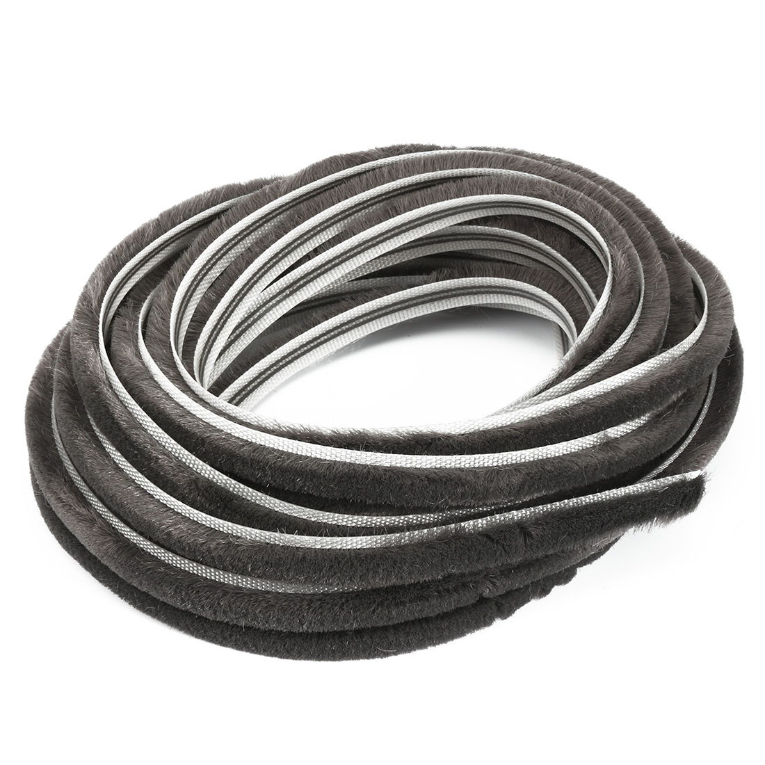 Window Weather Seal Strip 3/16 Inch Width x 1/4-Inch Thick x 16.4 Feet Length