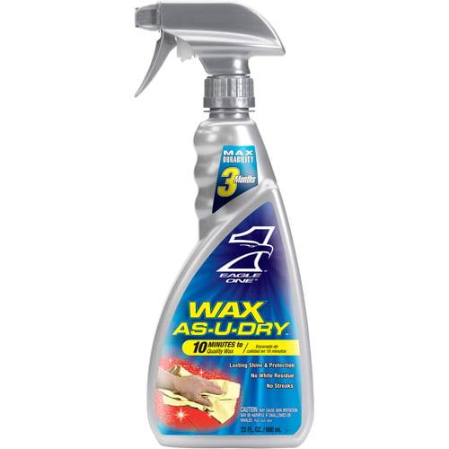 Eagle One Wax-As-U-Dry, 23 oz, 6 ct Case