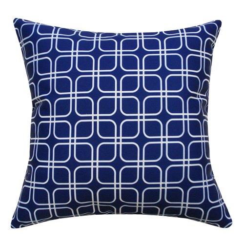 Divine Designs Geo Throw Pillow