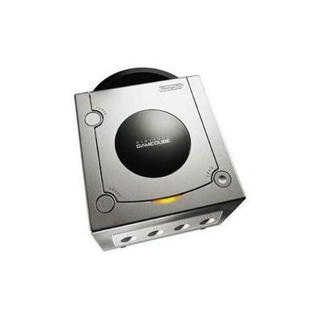Refurbished GameCube Console Platinum Nintendo Silver (Gamecube Arcade Games)