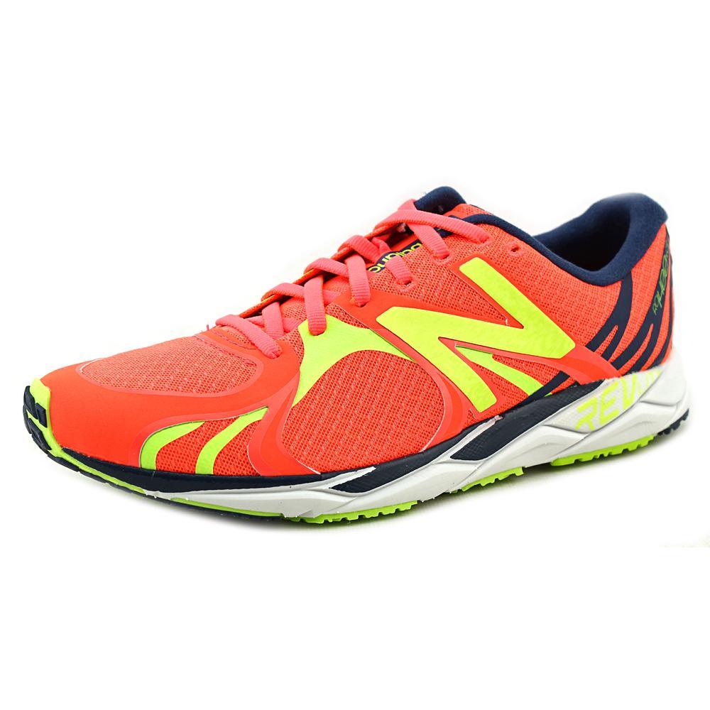 New Balance W1400 Women Round Toe Synthetic Orange Running Shoe by New Balance