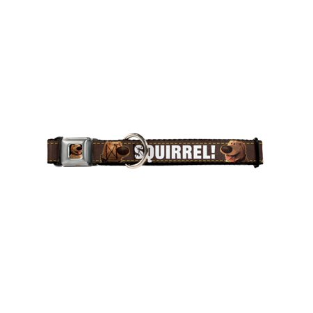 walt disney movies tv shows squirrel! dug faces fun animal pet dog cat collar (Squirrel Dog Movie)