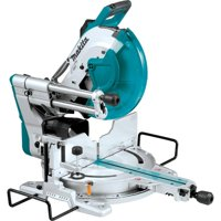 Makita-LS1219L 12in. Dual-Bevel Sliding Compound Miter Saw with Laser