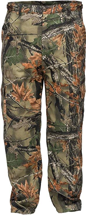 Trail Crest Youth Boy's Camo 6 Pocket Hiking  Hunting Cargo Pants by