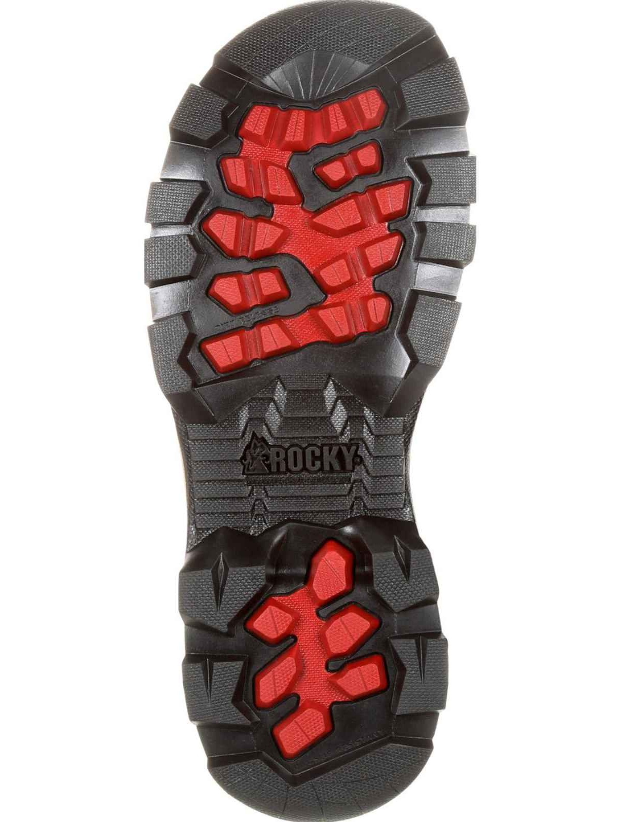 Rocky Men's Endeavor Point Composite Toe Waterproof Work Hiker Boot Brn RKK0234