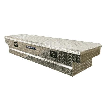 Tradesman Full-size Slim Line Design Truck 70 in. Aluminum Cross Bed Tool Box