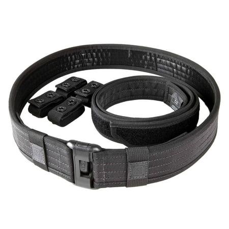 5.11 Tactical Sierra Bravo Duty Belt Kit, Black
