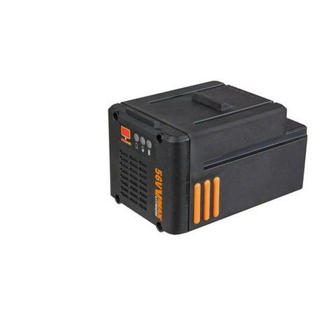 Worx Wa3555 56V Max 2 5 Ah Lithium Ion Battery