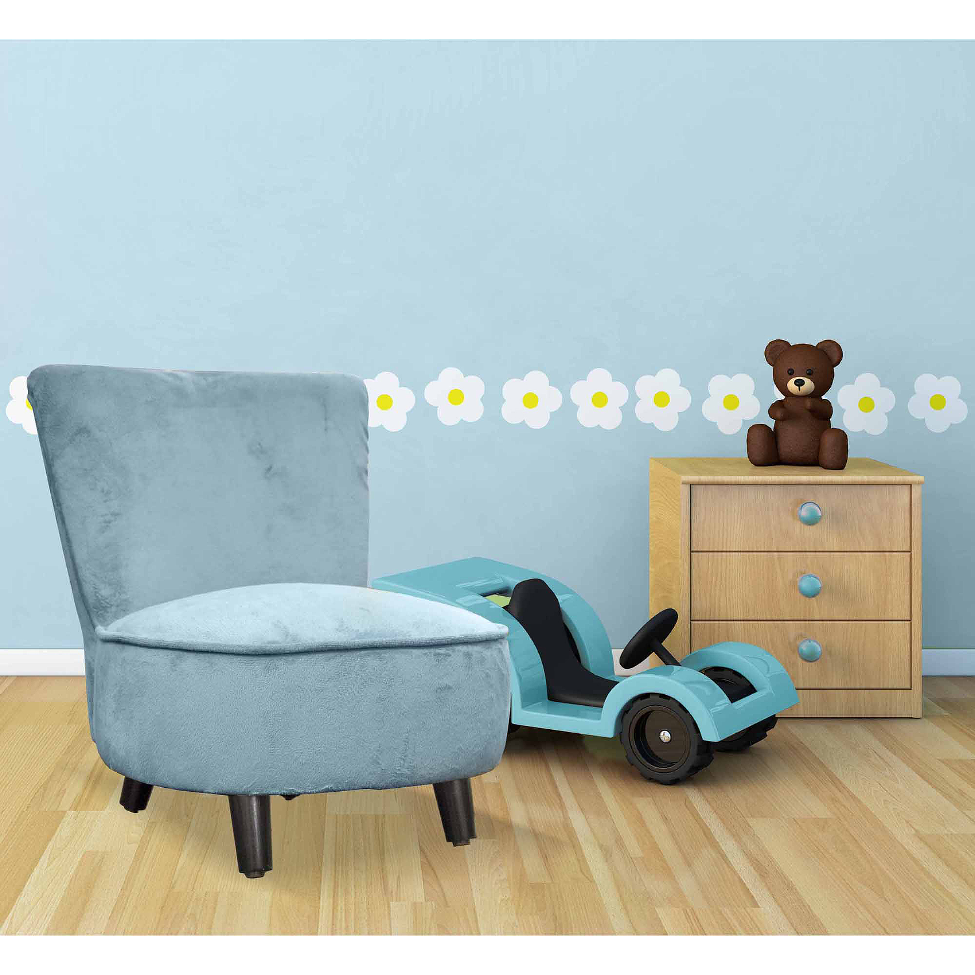 Jump And Dream Toddler Slipper Chair (Your Choice In Style)   Walmart.com