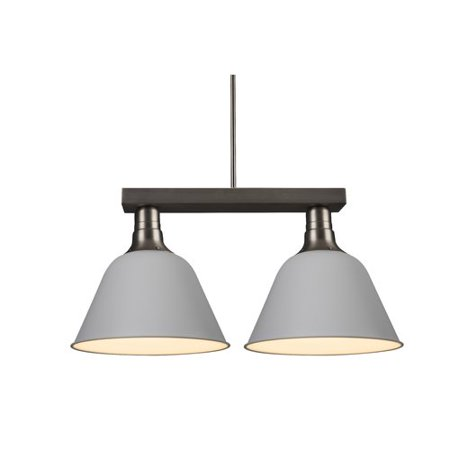 Luxeria Zone Lighting Amanda 2-Light Kitchen Island