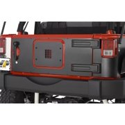 Warrior Products S920D Tailgate Cover for Jeep JK 07-10