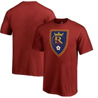 Real Salt Lake Fanatics Branded Youth Primary Logo T-Shirt - Red
