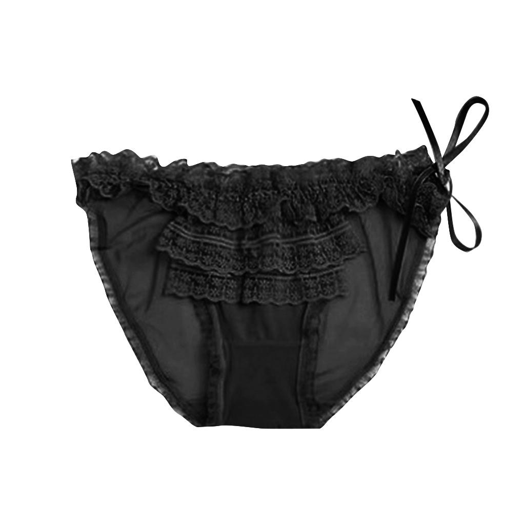 Frauen Damen Floral lace Bikini Slip Unterwäsche Unterwäsche Short Höschen