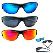 1 Pair Men Women Chopper Sunglasses Extreme Sports Motorcycle Riding Glasses New