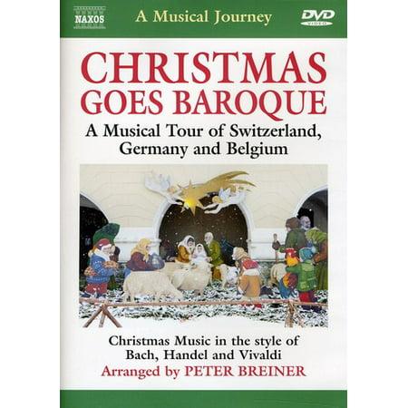 Christmas Goes Baroque: Musical Tour Switzerland (DVD)