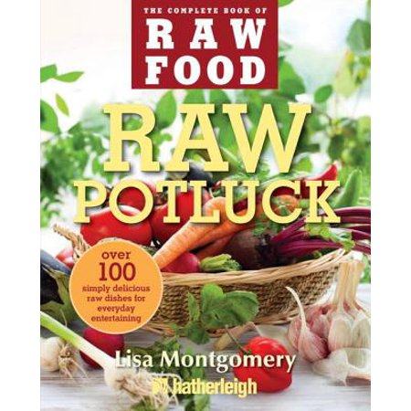 Raw Potluck - eBook (Foods For Halloween Potluck)