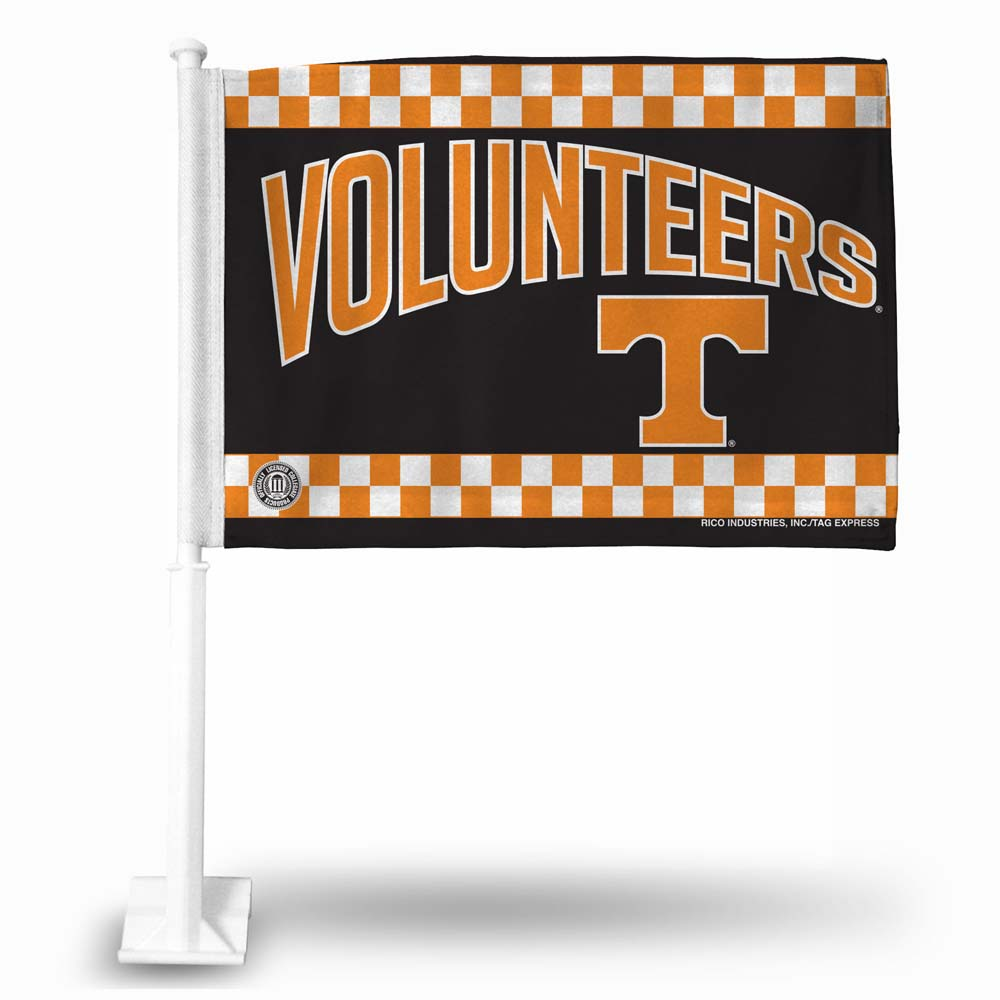Rico Tennessee Car Flag, Secondary