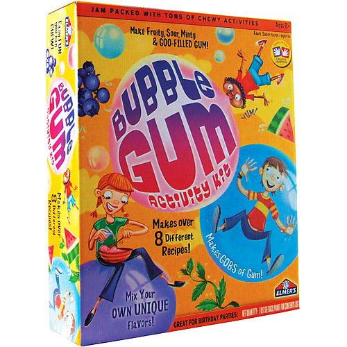 Elmer'S Bubble Gum Activity Kit