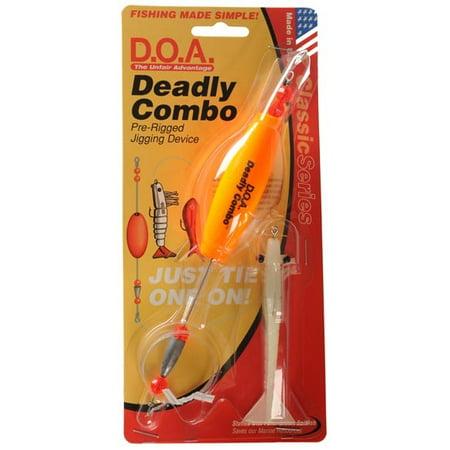 D.O.A. Deadly Combo Cigar Clacker w/ 3