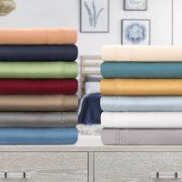 Impressions Anathema Egyptian Cotton Solid Deep Pocket Sheet Set
