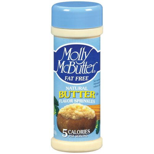 Molly McButter Butter Sprinkles, 2 oz