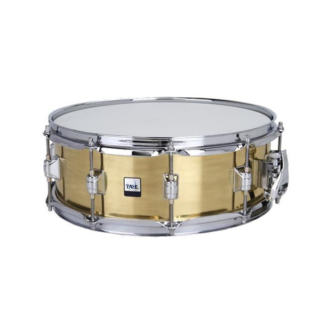 14 x 5 in. Brass Snare Drum by FiveGears