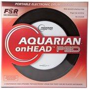 Aquarian onHEAD Portable Electronic Drumsurface Bundle Pak 10 in.