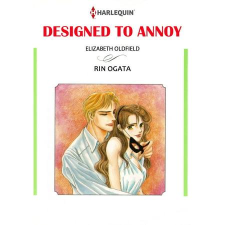 DESIGNED TO ANNOY (Harlequin Comics) - eBook