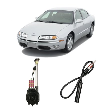 Oldsmobile Aurora 1995-2003 Factory OEM Replacement Radio Stereo Powered Antenna 2001 Oldsmobile Aurora A/c