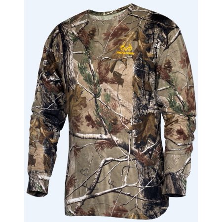 Men's Long Sleeve Tee Shirt - Realtree