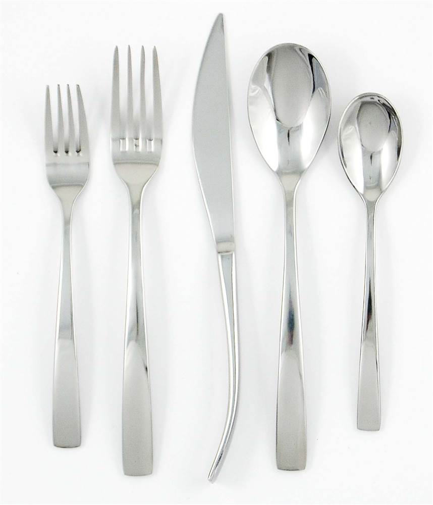 David shaw silverware splendide melrose 20 piece flatware - Splendide flatware patterns ...