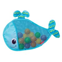 Infantino Ball Belly Stick & Store, Whale