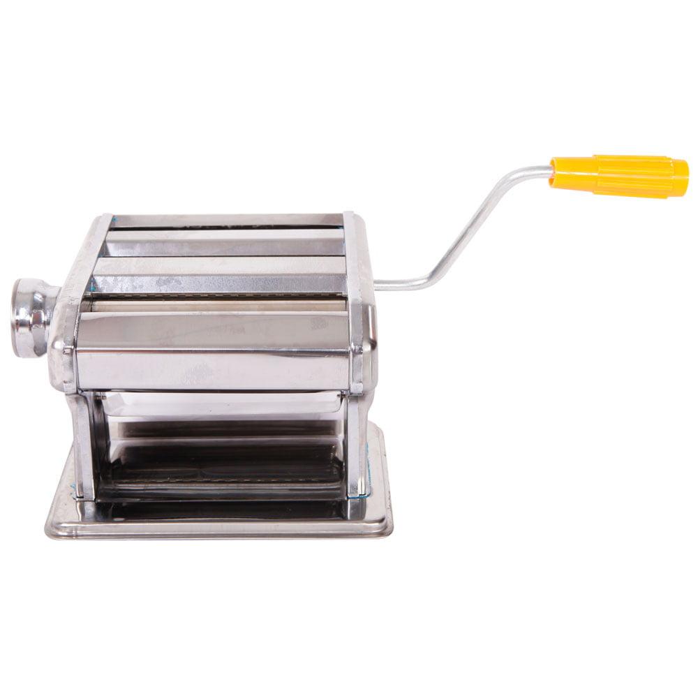 "Ktaxon 6"" Pasta Maker & Roller Machine Noodle Spaghetti & Fettuccine Maker Noodle Making Machine - image 7 of 8"