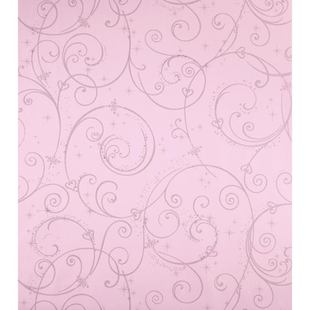 Disney Kids III Perfect Princess Scroll Wallpaper