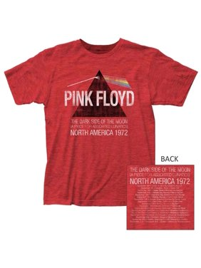 42172297 Product Image Pink Floyd Dark Side Lunatics Exclusive Heather Red T-Shirt