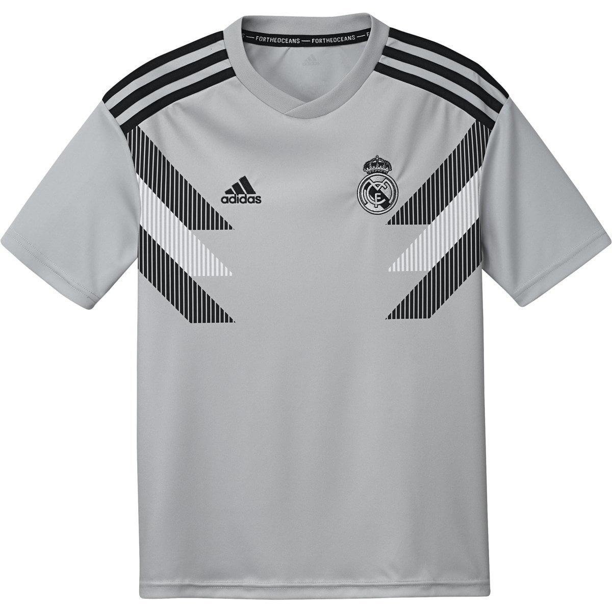 6a91cdb30a5 adidas Youth Real Madrid Home Preshirt 2018/2019 | CW5827 - Walmart.com