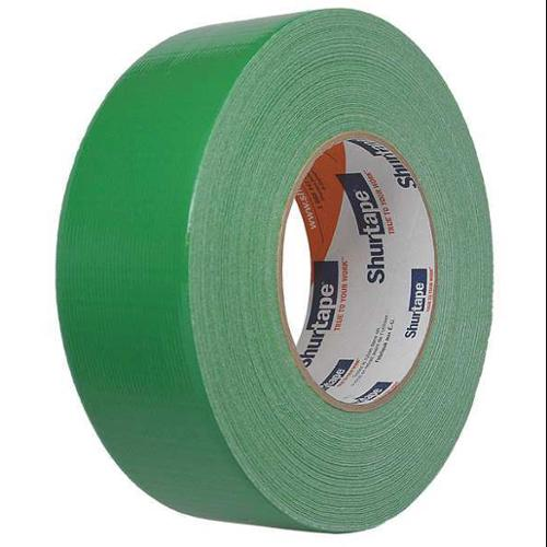 SHURTAPE PC 600 Duct Tape, 48mm x 55m, Green, PK24
