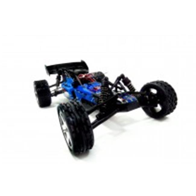 Az Import & Trading L202 Blue Brushless RC Racing Car Wav...