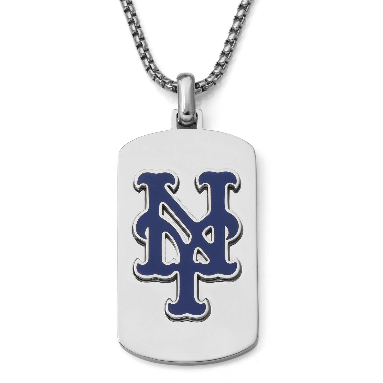 New York Mets Love Dog Tag
