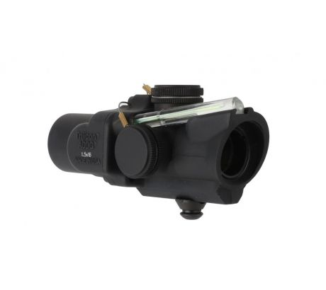 Trijicon ACOG Compact 1.5X16S Riflescope with Green ACSS Reticle and Low Base, B by